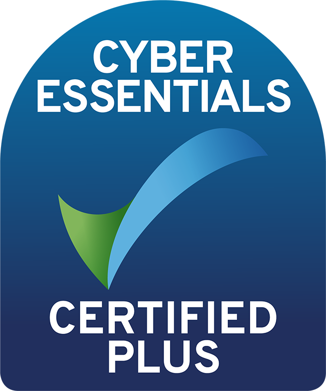 Cyber Essentials Certified Plus Logo