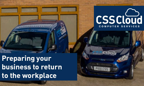 Preparing your business to return to the workplace
