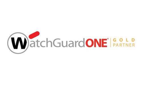 WatchGuard Gold partner logo